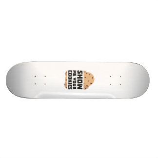 Muéstreme sus galletas Znwm6 Tablas De Skate
