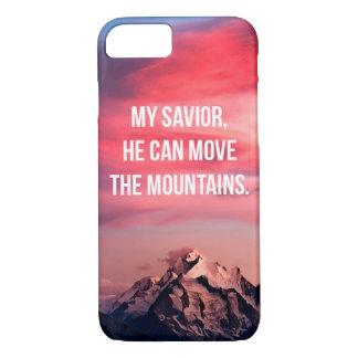Mueva la caja del iPhone 6 de las montañas Funda iPhone 7