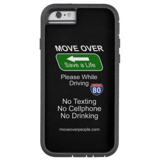 Muévase sobre el caso de la gente funda tough xtreme iPhone 6