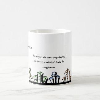 Mug Arquitecto Taza De Café