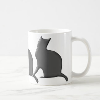 MUG Chat cat Taza De Café