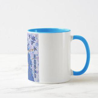 """Mug """"Constelación del Cisne """" Taza"""