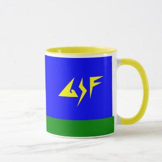 Mug de capitán Star Fetched