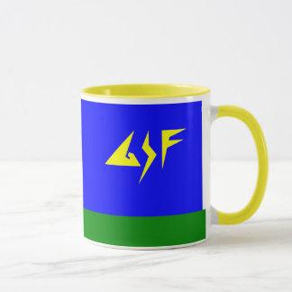 Mug de comandante Star Fetched