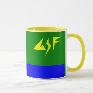 Mug de teniente Star Fetched