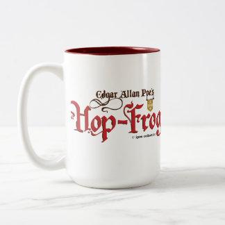 """Mug """"Hop-Frog"""" Taza De Dos Tonos"""