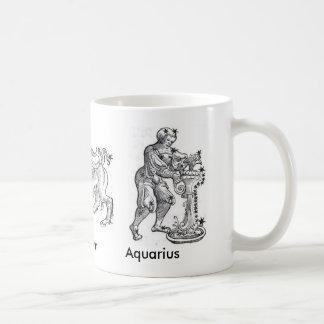 Mug Sagitario Capricornio Acuario Taza De Café