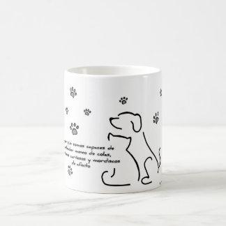 mug veterinario taza de café