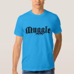 Muggle Camisetas