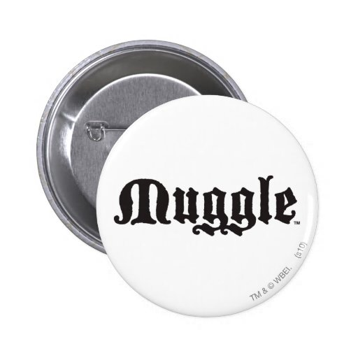 Muggle Chapa Redonda 5 Cm