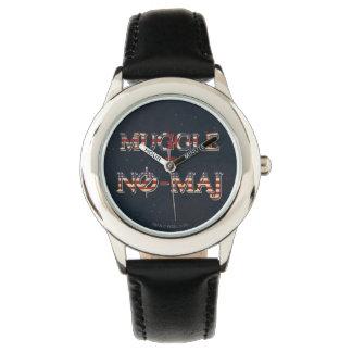 Muggle = No-Comandante Reloj