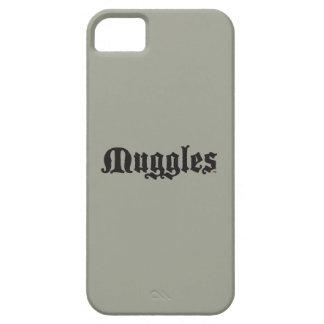 Muggles iPhone 5 Carcasas