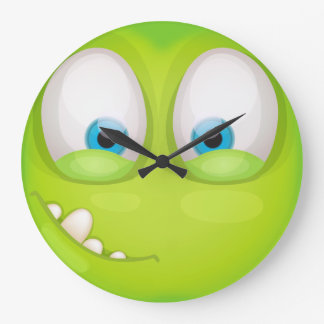 Muglee verdoso - reloj grande del ojo