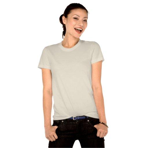 Mujer de la diversión del Academic del escolar de  Camisetas