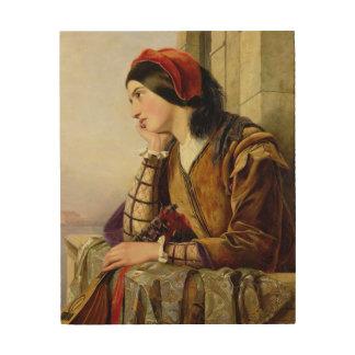 Mujer en el amor, 1856 impresiones en madera