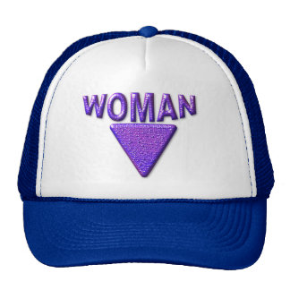 Mujer Gorras