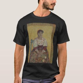 Mujer italiana de Vincent van Gogh Camiseta