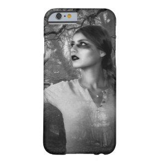 Mujer mística de Witchy en la caja del teléfono Funda Barely There iPhone 6