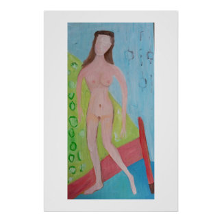 Mujer Póster