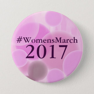 Mujeres botón de marzo de 2017