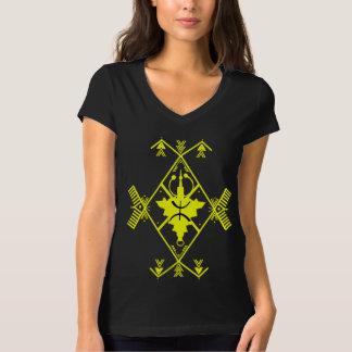 Mujeres de la camiseta de Chaoui