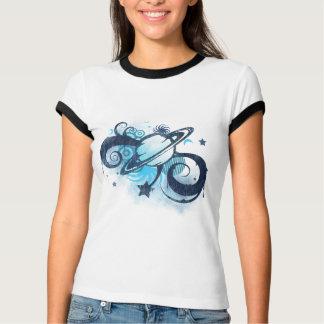 Mujeres de la galaxia del Grunge Camisetas