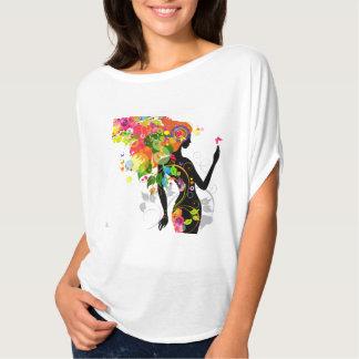 Mujeres de Lolita superiores Camisetas