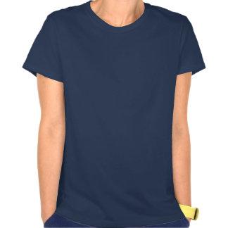 Mujeres del amor de la esperanza de la fe camisas