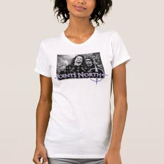 """Mujeres del norte del """"trío"""" de los puntos - camiseta"""