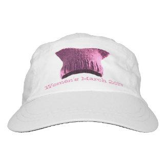Mujeres gorra #2 del gato del gatito del rosa de gorra de alto rendimiento