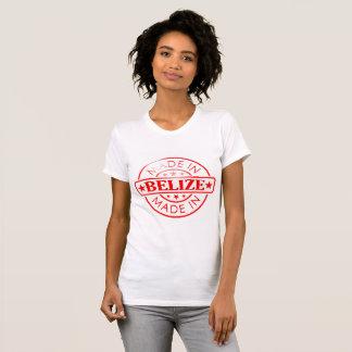 """Mujeres """"hechas en la camiseta de Belice"""" American"""