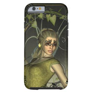 Mujeres maravillosas de la fantasía funda resistente iPhone 6