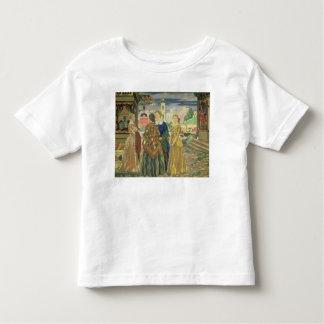 Mujeres mercantil camisetas