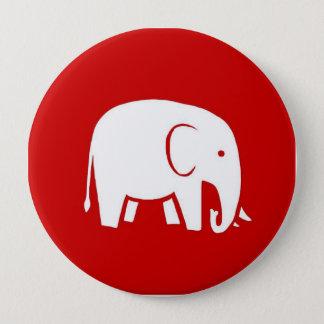 Mujeres republicanas para el botón del logotipo de