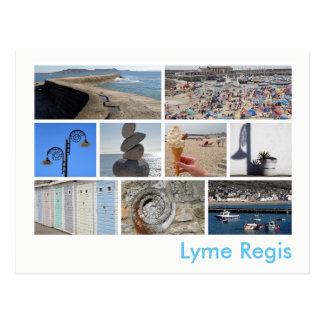 Multi-imagen de Lyme Regis Postal