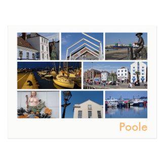 Multi-imagen de Poole Postal