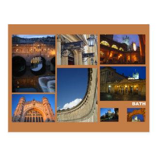 Multi-imagen del baño postal