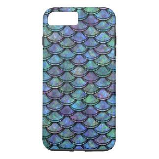 Multicolor 5 del modelo de las escalas de pescados funda para iPhone 8 plus/7 plus