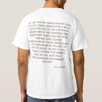 Multiverse Camiseta