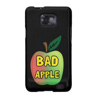 Mún Apple Carcasa Galaxy SII