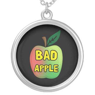 Mún Apple Colgante Redondo