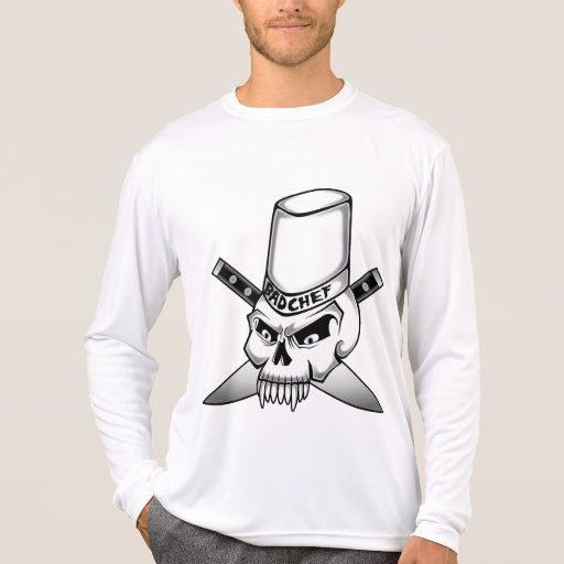 Mún Badchef grande Camiseta