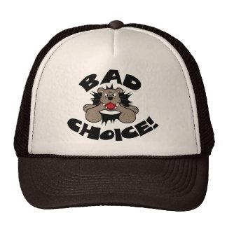 Mún dogo bien escogido gorra