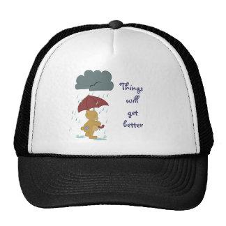 Mún gorra del oso del día