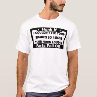 Mún mecánico camiseta