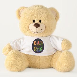 Mún oso de peluche de la camiseta de la