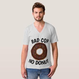 MÚN POLI NINGUNAS camisetas divertidas del BUÑUELO