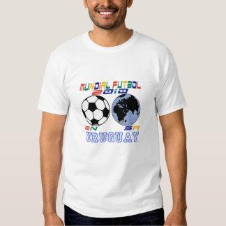 Mundial Futbol-URUGUAY Camisas