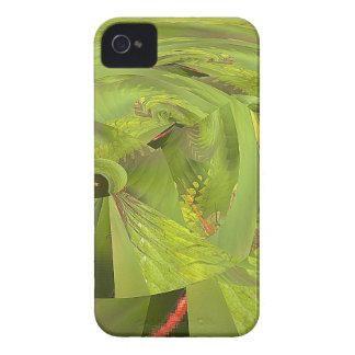 mundo de la libélula de la maravilla funda para iPhone 4 de Case-Mate