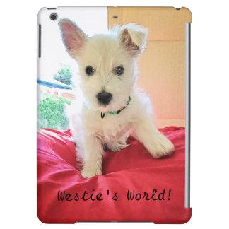 """¡Mundo de s de Westie """"! Perrito adorable de"""